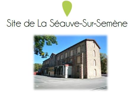site de la Séauve-Sur-Semène